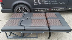 Ford Transit Custom Rock And Roll Bed